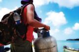 Islander's gas supply