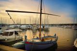 Harbor sunset 2 - Biograd