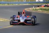 IZOD IndyCar test - Infineon Raceway