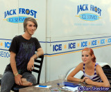 Ice sales force