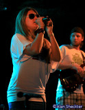 "Mystic Roots' Katherine Ramirez, Dane ""Dane Jah"" Lundy"
