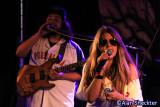 Mystic Roots' Nick Santana, Katherine Ramirez