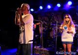 Mystic Roots' Coot Wyman, Katherine Ramirez