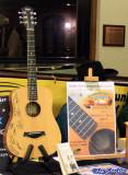 KZFR autographed guitar giveaway