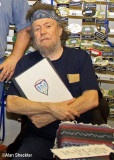 David Nelson Band, Boris Garcia, David Gans, Nov. 20, 2011, Manzanita Place, Chico, CA