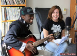 KZFR-FM Spring Fund Drive Open Mic, April 1, 2012, Chico, Calif.