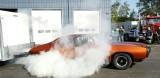 Tow car burnout under load 1
