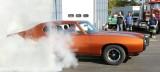 Tow car burnout under load 2