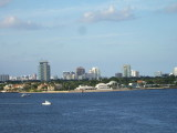 Our ship departs Fort Lauderdale on Thurs
