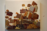 amy casey paintings: boomtown