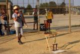 cleveland softball finals trophy presentation