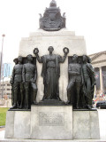 Colored Soldiers Memorial - North Side