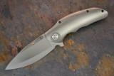 Allen Elishewitz custom knife collaborations