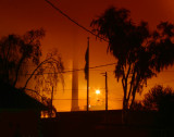Jordan Mill fire