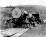 Townsley gun #1 entering tunnel July 1939 (GOGA 2316).jpg