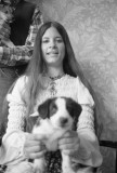 Patty & puppy