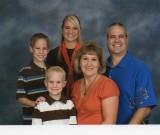Joy's family, 2011.
