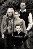 Son, Rob and family NOv. 2011