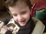 Sweet Baby James @ 5 yrs. Dec. 2011
