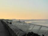 Early evening light on Dublin Bay