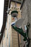 Street Lamp, Siena