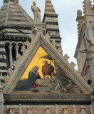 Nativity fresco, Siena