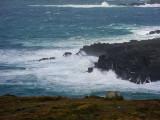 I stood by your Atlantic sea....