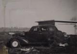 1937 Chevy 4 door