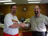 Jeff C Knapp > meets < Jeff L Knapp