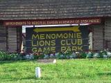 Menomonie Lions  Club Game Park