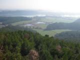 Vista des del Puig Clarà