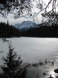 Seefeld im Tirol. Möserer See