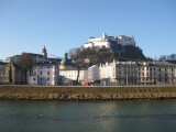 Hohensalzburg y la Altstadt