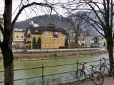 Bad Ischl. Rio Traun