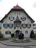 St.Gilgen. Rathaus (Ayuntamiento)