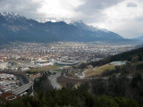Vista desde Bergisel