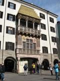 Goldenes Dachl (Tejadillo de Oro)