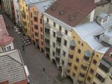 Vista desde lo alto de la Stadtturm