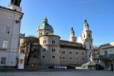 Dom (Catedral) vista desde la Residenzplatz