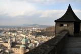 Vista desde la Hohensalzburg