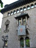Casa Serra (Rambla Catalunya, 126) Josep Puig i Cadafalch 1903-1908