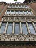 Casa Terrades (Casa de les Punxes)(Diagonal 416-420) Josep Puig i Cadafalch 1903-1905