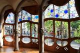 Casa Batlló (Passeig de Gràcia, 43) Antoni Gaudi 1904-1906