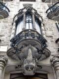 Casa Calvet (Casp, 48) Antoni Gaudi 1898-1900