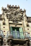Casa Lamadrid (Girona, 113) Lluis Domènech i Montaner 1902