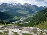 Vista desde Alp Languard