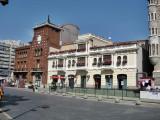 León.Calle Ancha