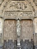 Catedral de León. Fachada Occidental