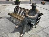 León. Monumento a Leopoldo Alas Clarin