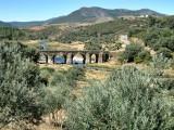 Camino de Candelario a La Alberca